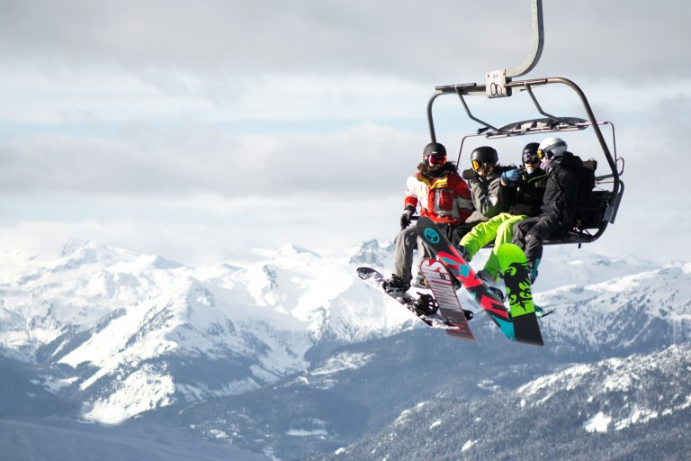 Mote i slalombakken - trender for 2018