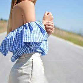 The best of the off-shoulder trend