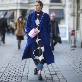 Polka-dot fashion