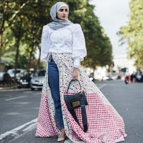 Islamic Women's Clothing for Eid