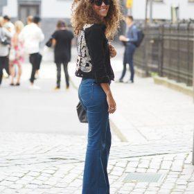 women's flare jeans
