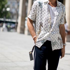 Men's Short-sleeved Shirts