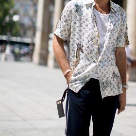 Men's Short-sleeved Shirts