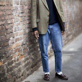 Men's Straight-leg Jeans