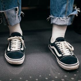 Men's Wide-leg Jeans