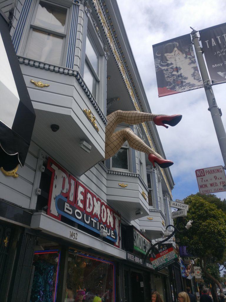 My Weekend In San Francisco