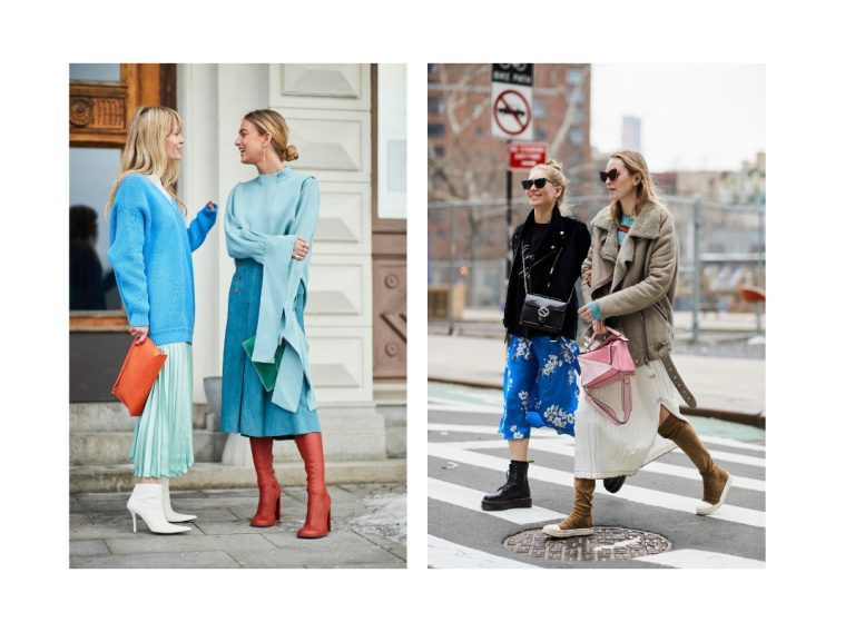4 fall outfit ideas that aren't jeans and sweater