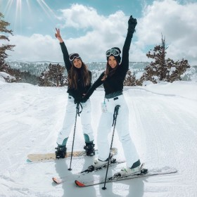 Fashion on the ski slope - trends of 2018/19