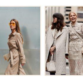 how to wear beige