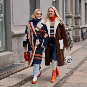 I challenge you not to fall in love with these trendy women's coats