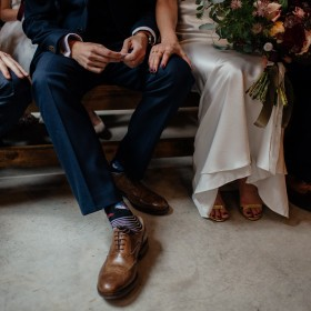 Modern Wedding Party Outfits