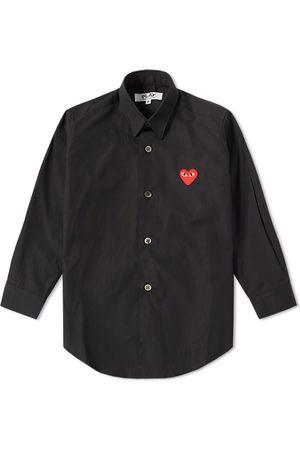 Comme des Garçons Comme des Garcons Play Kids Red Heart Shirt