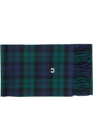 Fred Perry Fred Perry Black Watch Tartan Scarf