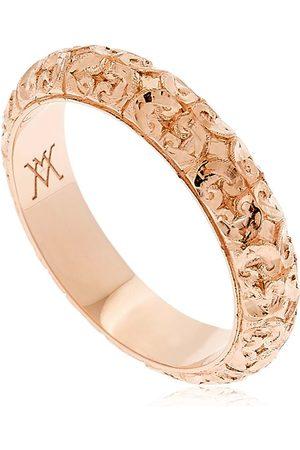 VANZI Men Rings - Florentine Gentlemen Wedding Ring