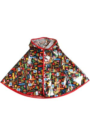 SARAH JANE SCHOOL SUPPLIES COATED COTTON RAIN CAPE