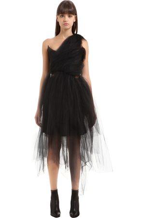 Vivienne Westwood ONE SHOULDER TULLE DRESS
