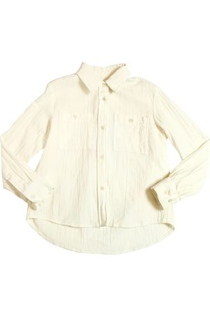 American Outfitters COTTON GAUZE SHIRT