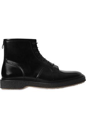 ADIEU PARIS Polished Leather Boots