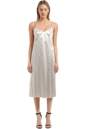 Calvin Klein FLUID SATIN DRESS