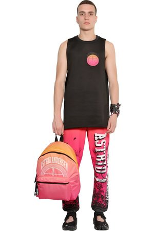 ASTRID ANDERSEN OVERSIZED NEOPRENE BASKETBALL TANK TOP