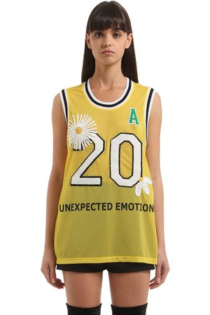 Missoni LVR EDITIONS MESH BASKETBALL JERSEY