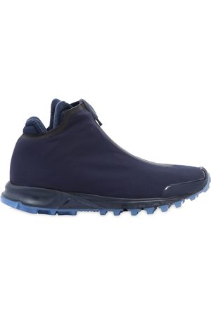 RIPSTOP & MESH TRAIL SNEAKER BOOTS