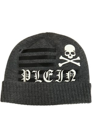 Philipp Plein MERINOS WOOL HAT