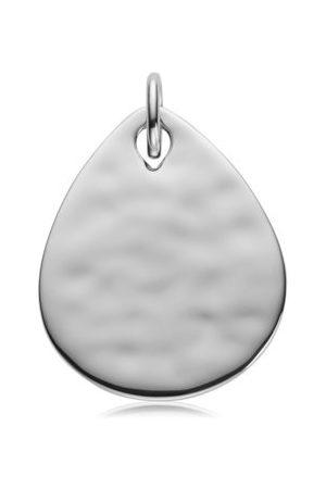 Monica Vinader Women Necklaces - Ziggy Petal Pendant, Sterling Silver