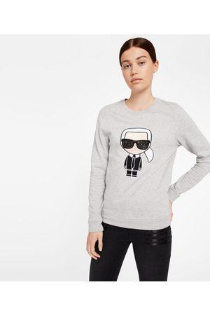 Karl Lagerfeld Women Sweatshirts - Karl Ikonik Sweatshirt