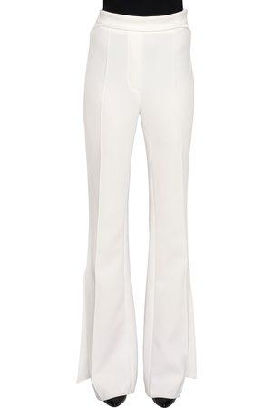 Ellery Women Wide Leg Pants - FLARED GEORGETTE PANTS