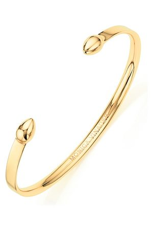 Monica Vinader Women Bracelets - Gold Fiji Cuff