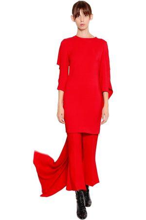 ANTONIO BERARDI Women Dresses - CADY DRESS WITH CAPE