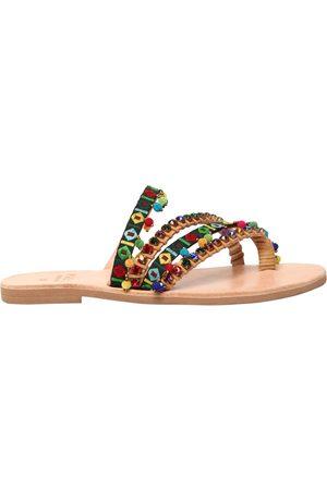 MABU BY MARIA BK Women Sandals - 10MM NAIDA EMBELLISHED SANDALS