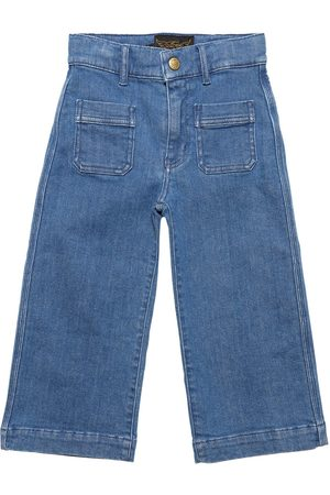 Finger in the Nose WIDE LEG STRETCH COTTON JEANS