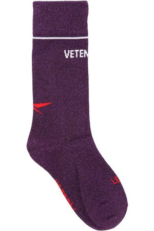 Vetements REEBOK LUREX SHORT SOCKS