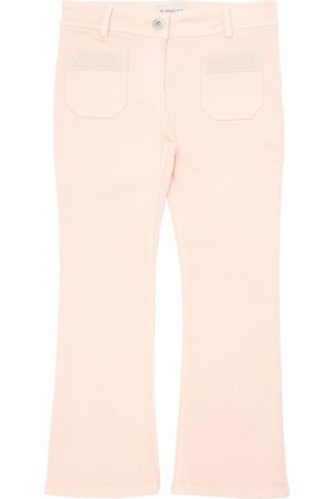 Moncler STRETCH COTTON DENIM JEANS