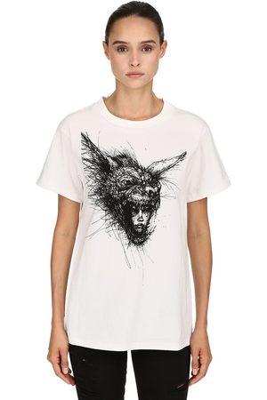 DIM MAK COLLECTION Women T-shirts - LVR EDITION THE HYENA JERSEY T-SHIRT