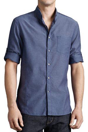 John Varvatos Men Shirts - John Varvatos Basic Button-Down Shirt - Slim Fit