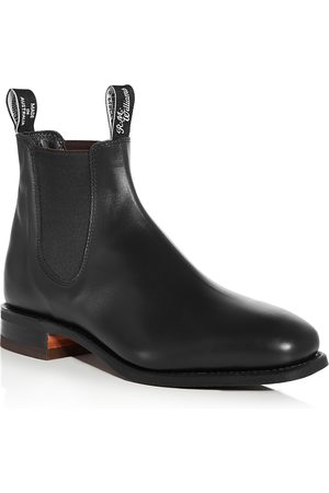R.M.Williams Men's Comfort Craftsman Leather Chelsea Boots