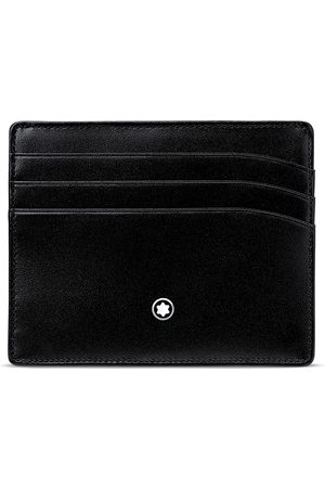 Mont Blanc Meisterstuck Pocket 6 cc Leather Card Case