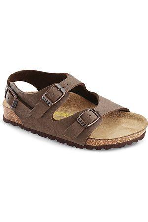 Birkenstock Boys' Roma Ankle Strap Sandals - Walker, Toddler