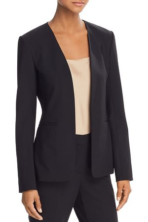 THEORY Isita Classic Stretch-Wool Blazer