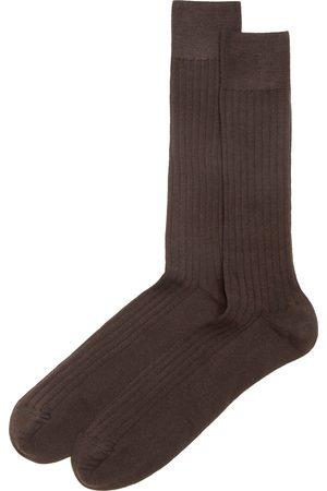 Bloomingdale's Ribbed Dress Socks - 100% Exclusive