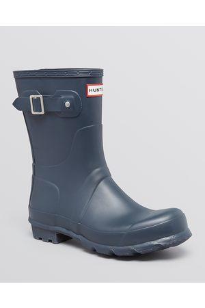 Hunter Men Rain Boots - Men's Original Short Boots