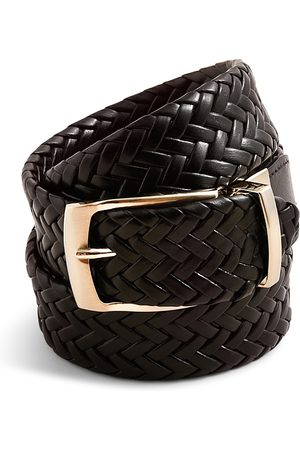 Bloomingdale's Boys Reversible Braided Belt, Little Kid, Big Kid - 100% Exclusive