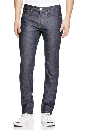 A.P.C Petit Standard Stretch Slim Fit Jeans in Indigo