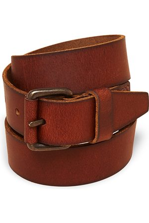 Bloomingdale's Boys Leather Belt, Little Kid, Big Kid - 100% Exclusive