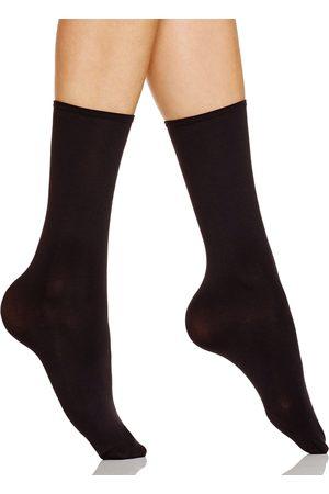 HUE Opaque Anklet Socks