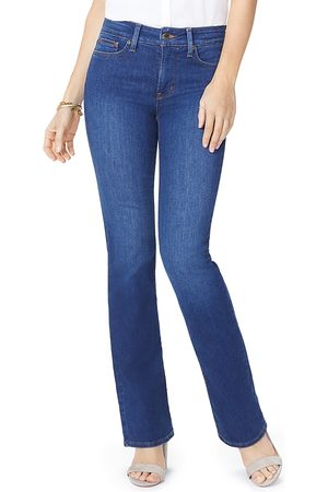 NYDJ Petites Barbara Bootcut Jeans in Cooper
