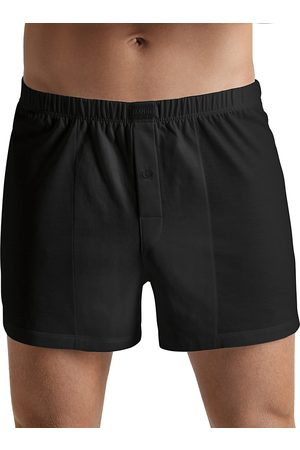 Hanro Cotton Sporty Button Fly Boxers